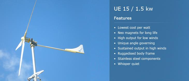 Unitron UE 15 / 1.5KW
